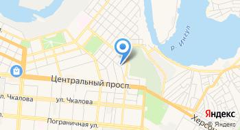 Омруч Украина, Николаевский колледж на карте