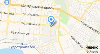 Николаевводоканал ГКП на карте