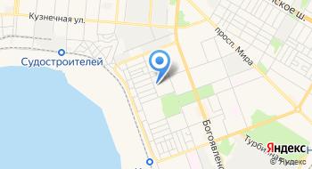 Николаевская Областная Молодежная Экологическая Организация Мама-86 на карте
