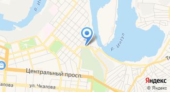 КП Элу Автодорог на карте