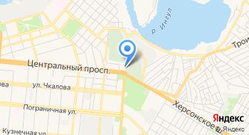 Главное управление Ветеринарной Медицины в Николаевской области на карте