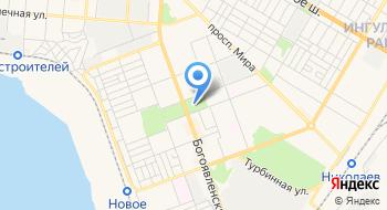 Николаевский городской дворец культуры Молодежный на карте