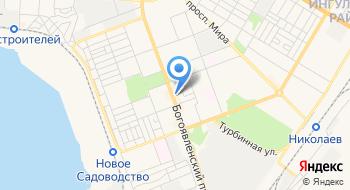 Стоматологическая клиника Мальва на карте