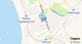 Николаевское государственное экспериментальное протезно-ортопедическое предприятие на карте