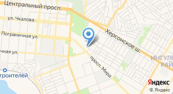 Швейная фурнитура Николаев Булавочка на карте