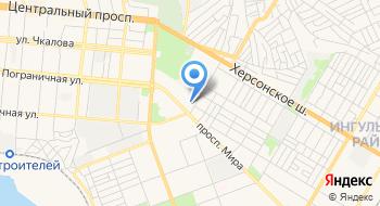 АНК-Сервис на карте