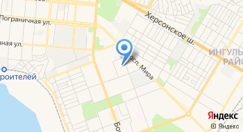 Николаевоблтеплоэнерго на карте