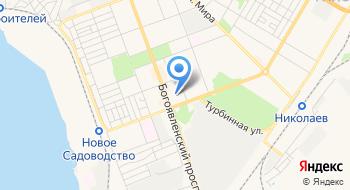 Государственное предприятие Научно-производственный комплекс газотурбостроения Зоря-Машпроект на карте