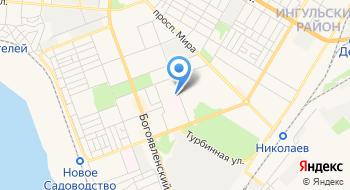 ХД Мото Украина на карте