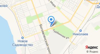 Николаевский профессиональный машиностроительный лицей на карте