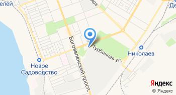 Николаевская областная Инфекционная больница на карте