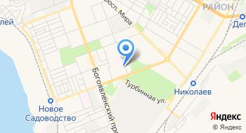 Николаевский областной центр экстренной медицинской помощи и медицины катастроф на карте
