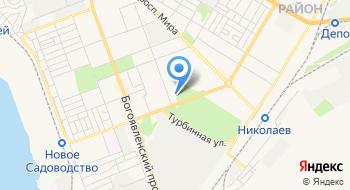 Николаев пицца на карте