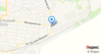 САН ИнБев Украина на карте