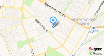 Окп Николаевоблтеплоэнерго на карте