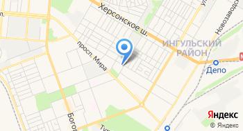 УМВД Украины в Николаевской области Ленинский районный отдел полиции на карте
