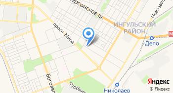 Сервис ГАЗ Николаев на карте