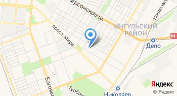 Николаевлифт Аварийная служба на карте