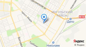 Объединение совладельцев многоквартирного дома Любисток-12 на карте