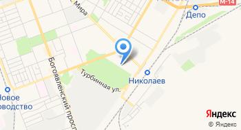 Николаевский Юридический Лицей Николаевского городского Совета Николаевской области на карте