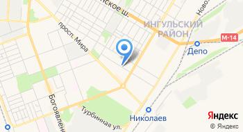 Альянс-Николаевтранс на карте