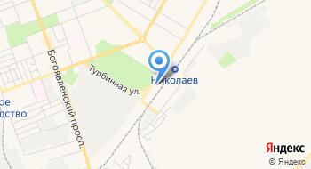 Крайтекс-сервис на карте
