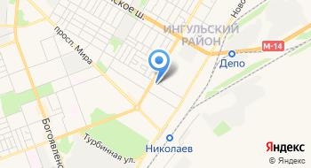 Магазин-сервис АТЛ на карте