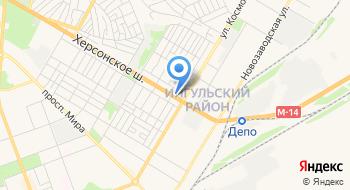 Service Gas Nikolaev на карте