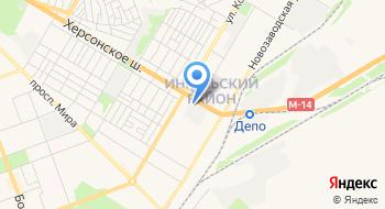 Николаевский Домостроительный комбинат на карте