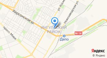 Туристическое агентство Афина на карте