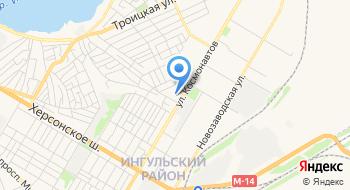 Дом творчества детей и юношества Ленинского района на карте