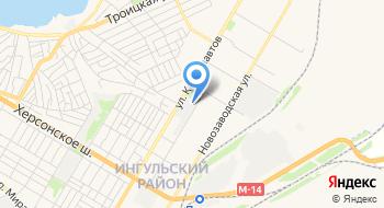 ООО ЮГ КАРТОН на карте