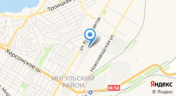 Компания Укр-Тара на карте