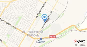 Завод Адисэм на карте