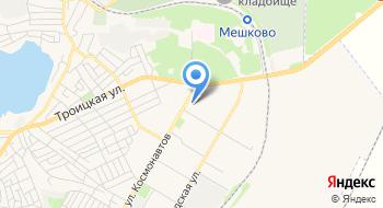 Химтехпром на карте