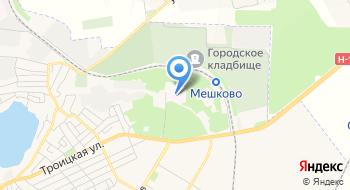 Патологоанатомическое отделение Городской больницы № 3 на карте