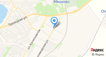 Так-юг на карте