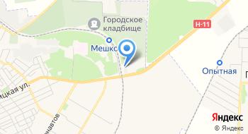 СТО IP АВТО-сервис на карте