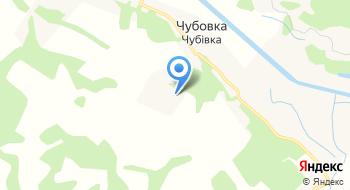 Свято-Онуфриевский Жаботинский мужской монастырь на карте