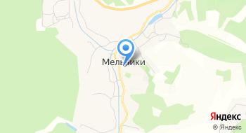 Свято-Троицкий Матроненский женский монастырь на карте