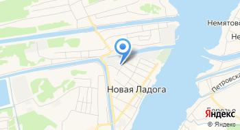 Новоладожская Кожгалантерейная фабрика на карте