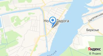 92 отделение полиции Волховского района Ленинградской области на карте