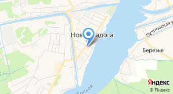 Нотариус Бурмакова В.И. на карте