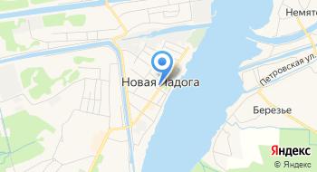 Новоладожский Городской Дом Культуры на карте