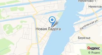 Новоладожская Детская Музыкальная школа на карте