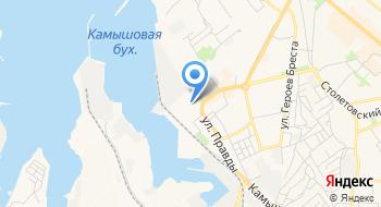 Эвакуатор в Севастополе на карте