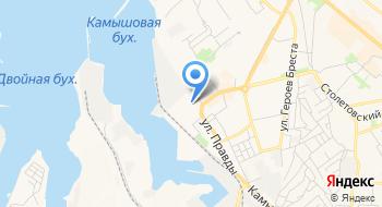 Реабилитационный центр Флагман на карте