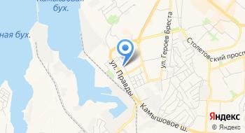 ИФНС по Гагаринскому Району г. Севастополя на карте