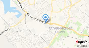 Севастопольское Ремонтно-Наладочное управление на карте