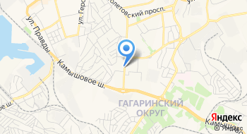 GSM-Крым на карте